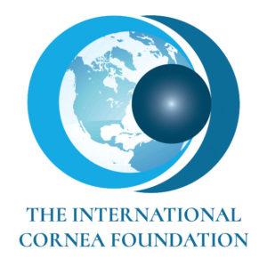 International Cornea Foundation logo